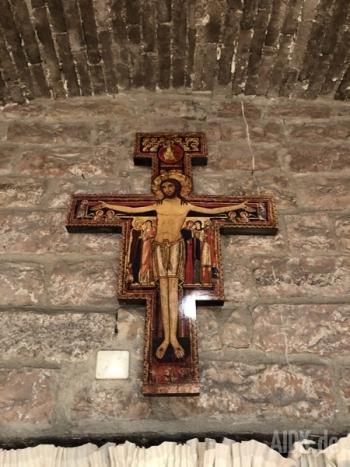 Assisi_CappellaDellaPace_Kreuz
