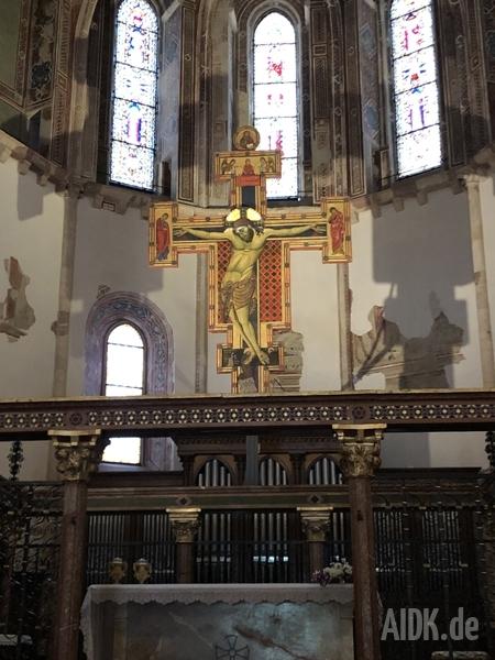 Assisi_SantaChiara_Kreuz2