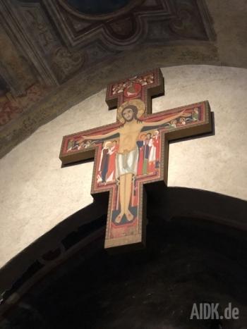 Assisi_SanDamiano_Kreuz3