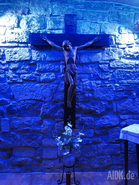 Assisi_SanElisabettaHauskapelle_Kreuz