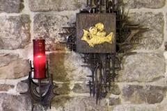 Assisi_SanElisabettaHauskapelle_Tabernakel