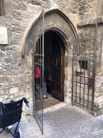 Assisi_SanFrancescoPiccolino_Kirche