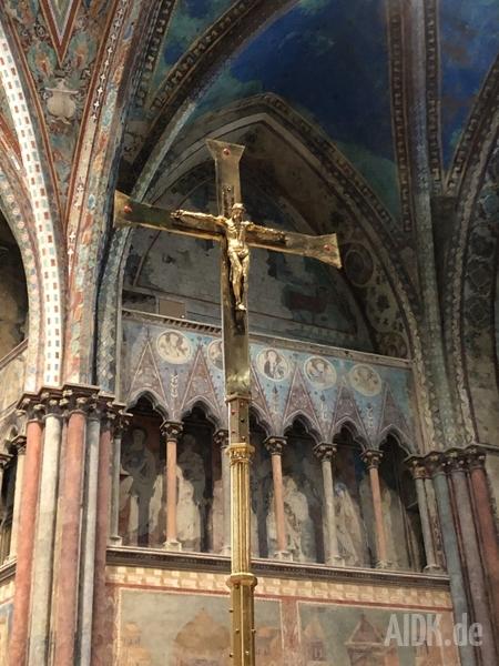 Assisi_SanFrancesco_Kreuz