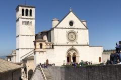 Assisi_SanFrancesco_Kirche2