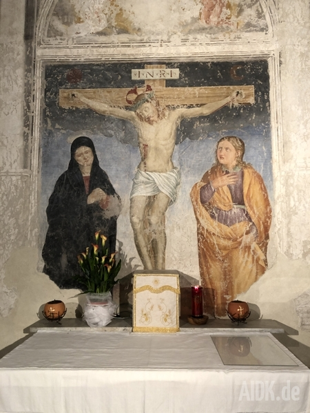 Assisi_SantaMariaMaggiore_Kreuz