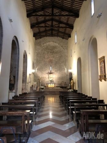 Assisi_SantaMariaMaggiore_Kirche11