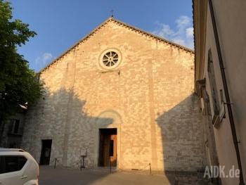 Assisi_SantaMariaMaggiore_Kirche2