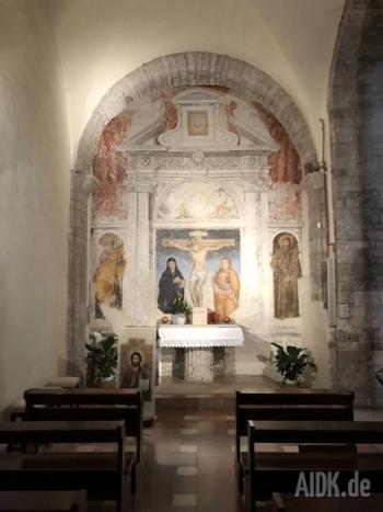Assisi_SantaMariaMaggiore_Kirche5