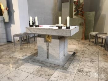 BadWaldsee_Franziskuskapelle_Altar
