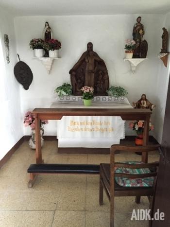 Freigericht_Helgenhaeuschen_Altar