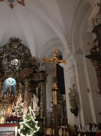 Fulda_KlosterkircheFrauenberg_Kreuz