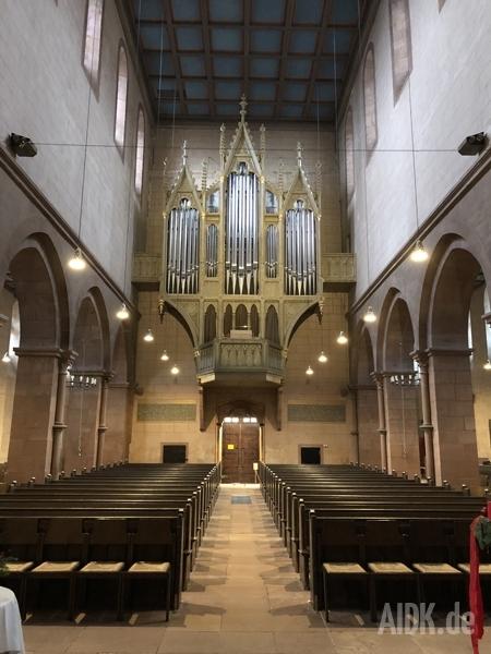 Gelnhausen_Marienkirche_Kirche12