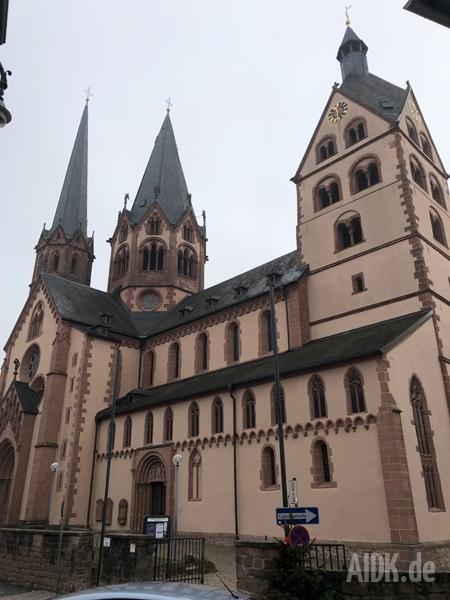 Gelnhausen_Marienkirche_Kirche2