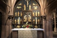 Gelnhausen_Marienkirche_Altar1