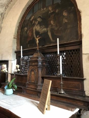 Greccio_KircheDesBonaventura_Kirche