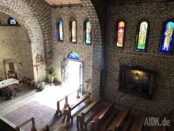 Greccio_KircheUnbefleckteEmpfaengnis_Kirche6