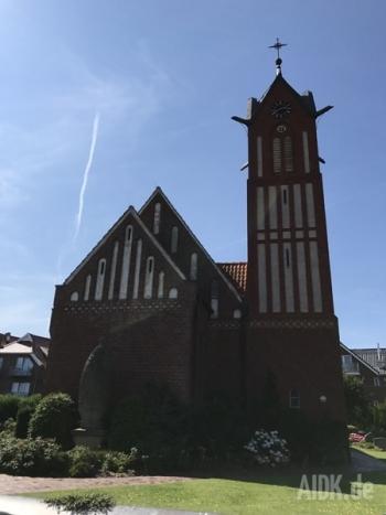 Langeoog_Inselkirche_Kirche2