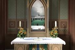 Langeoog_Inselkirche_Altar