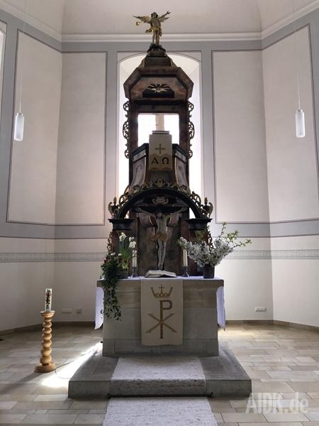 Neidlingen_NeidlingerKirche_Altar