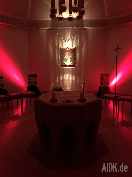 Rottenburg_PaterKentenichBegegnungsstaette_Altar2