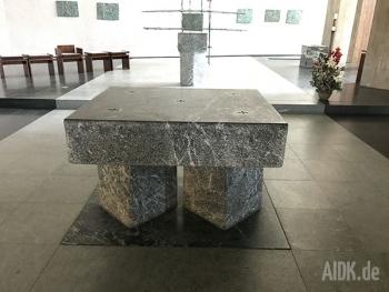 Stuttgart_BruderKlaus_Altar