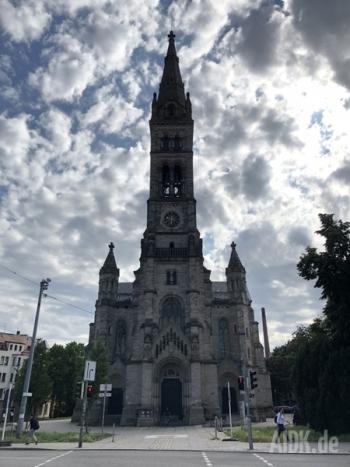 Stuttgart_Matthaeuskirche_Kirche
