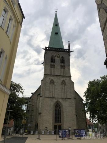 Unna_Stadtkirche_Kirche