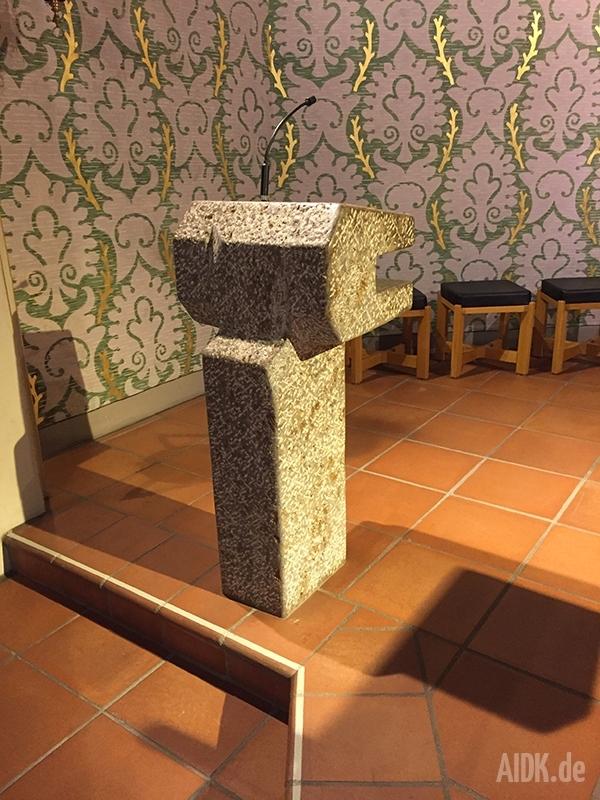 Untermarchtal_Rosenkranzkapelle_Ambo