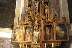 Untermarchtal_Rosenkranzkapelle_Kreuz_Tabernakel