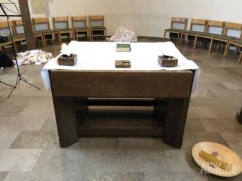 Wernau_MariaKoeniginKapelle_Altar