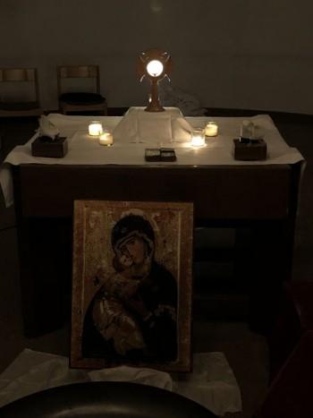 Wernau_MariaKoeniginKapelle_Altar3