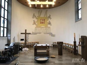 Wernau_MariaKoeniginKapelle_Kirche1